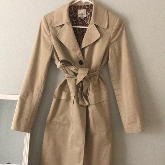 Anne Klein Jackets & Blazers - Vintage Anne Klein Trench Coat